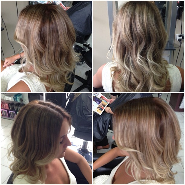 Balayage Parramatta at Hair by Phd